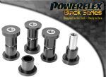 BMW E30 3 Series 82-91 Powerflex Black Rr Trail Arm Outr+Innr Bushes PFR5-306BLK